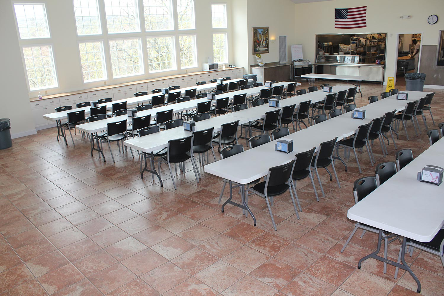 Dining Hall | Clearbrook Treatment Centers | Clearbrook INC