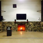 Fireplace | Clearbrook Treament Centers | Clearbrook INC