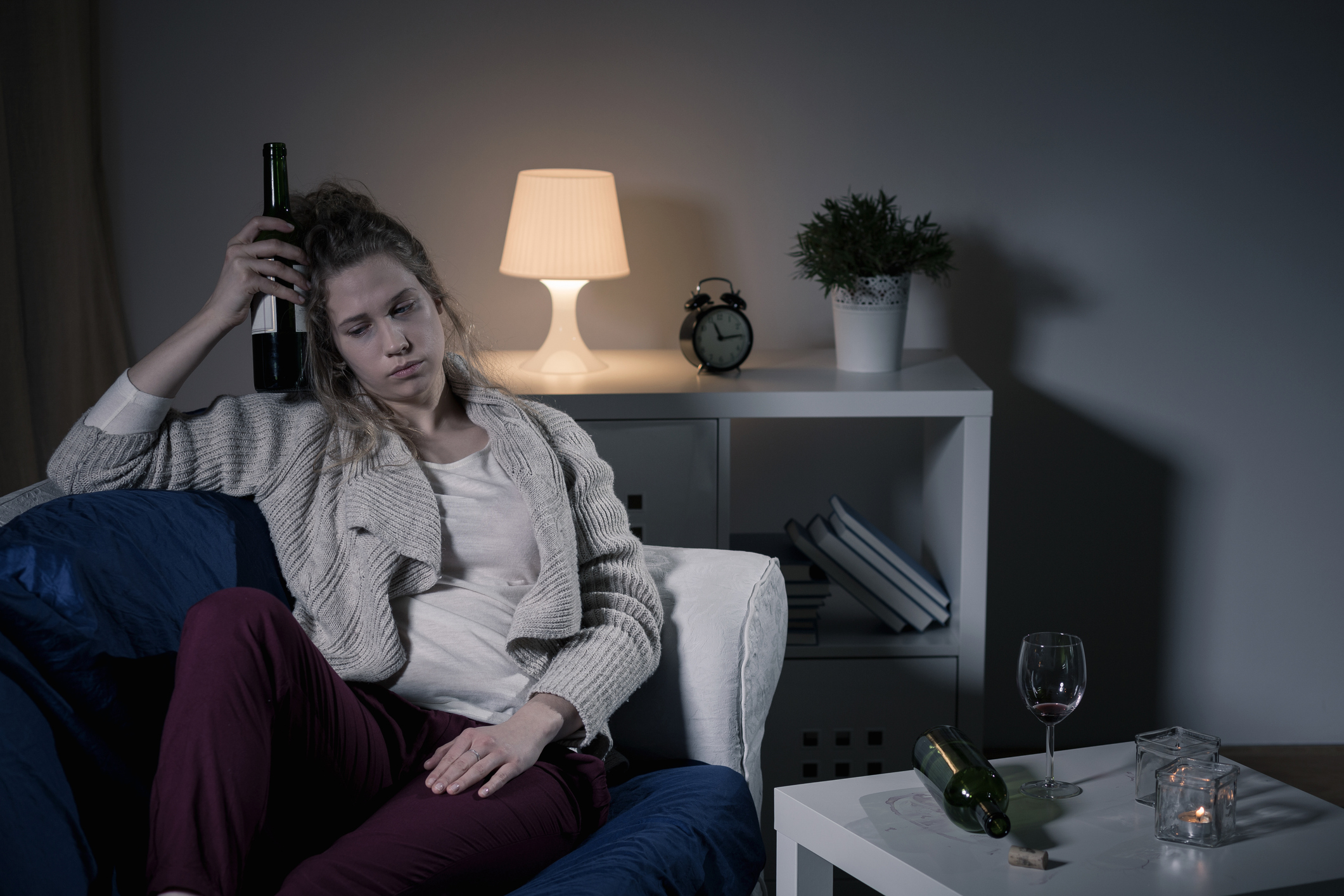 Single Mothers and Addiction: Problem Nobody Talks About