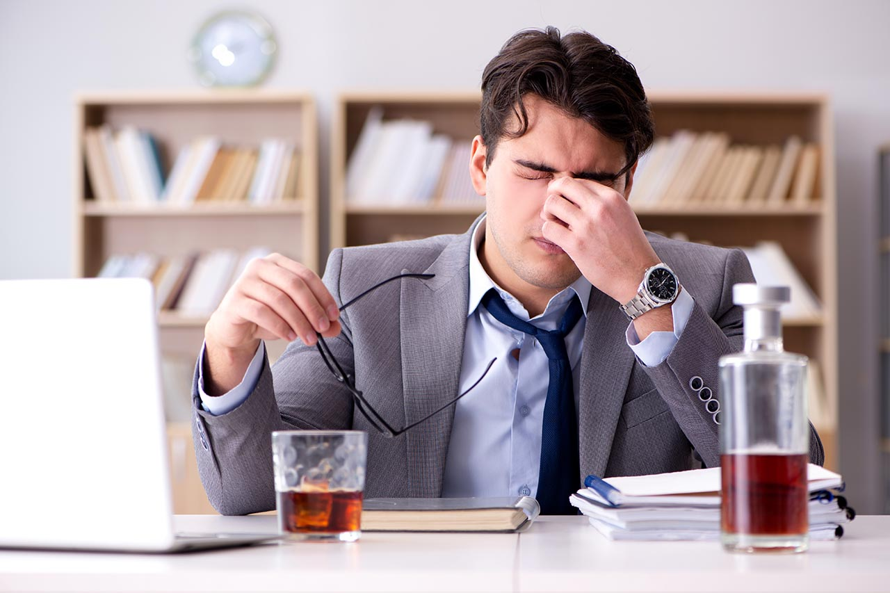 Work Stress and Alcohol Use