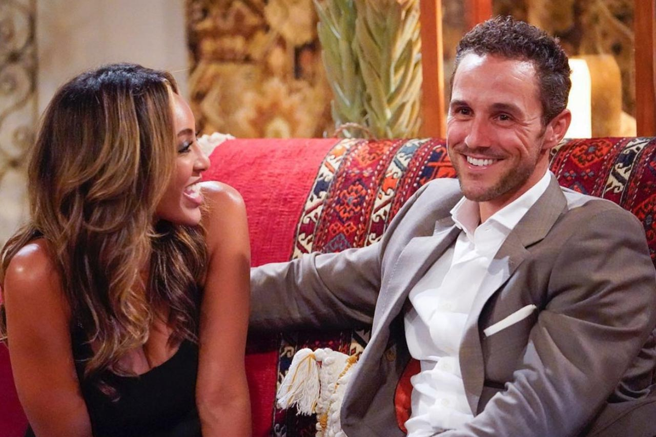 The Bachelorette's Zac C Opens Up About Past Substance Abuse