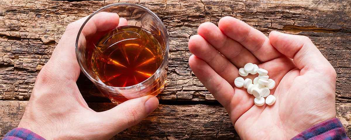 dangers of mixing muscle relaxers and alcohol